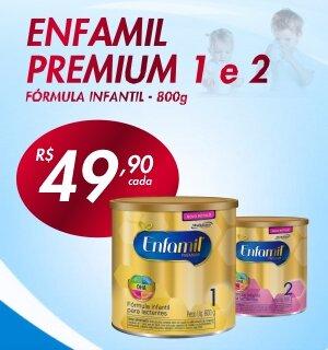 Enfamil premium fórmula infantil