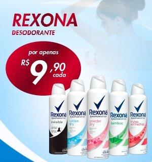 Desodorante Rexona barato